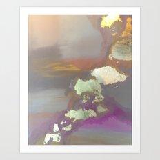 Looking East Art Print