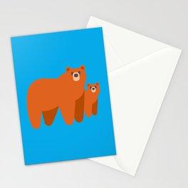 Bear cub Stationery Cards