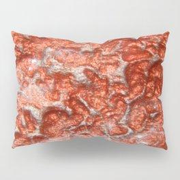 Copper Element Abstract Pillow Sham