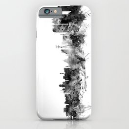 Calcutta (Kolkata) India Skyline iPhone Case