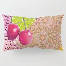 Candied Fruities, Flowered Cooties Pillow Sham