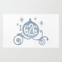 G2G - Cinderella (Ralph Breaks the Internet) Rug