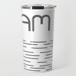 I am Travel Mug