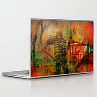 venice Laptop & iPad Skins featuring Venice by Ganech joe