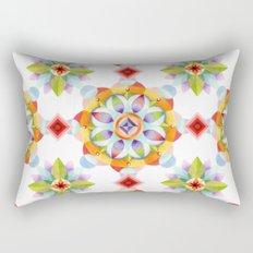 Beaux Arts Mandala Rectangular Pillow