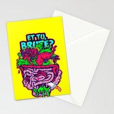 Et Tu, Brute? Stationery Cards