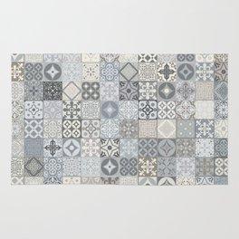 Moroccan Tile Mosaic Rug