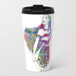 Princess Pocahontas Travel Mug