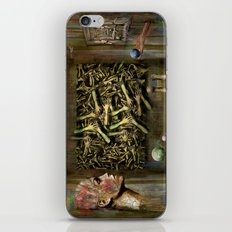 Raum-Abenteuer 1 iPhone & iPod Skin
