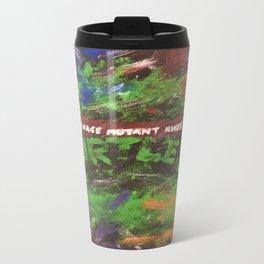 Turtle Power Travel Mug