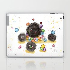 Hungry Soot Sprites  Laptop & iPad Skin