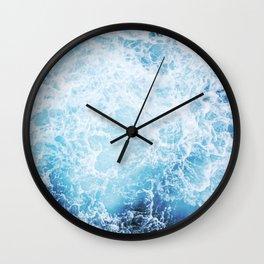 Foamy Wall Clock