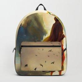 stepping forward Backpack