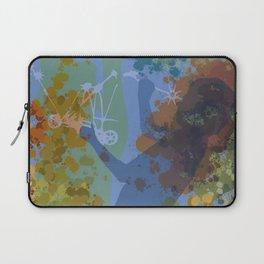 Voyager (Blue) Laptop Sleeve