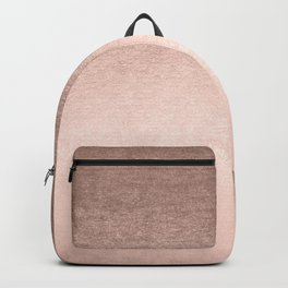 Moon Dust Rose Gold Backpack