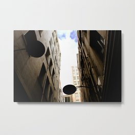 Alleyway - Melbourne Metal Print