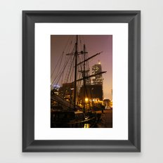 Pirates of Toronto Framed Art Print