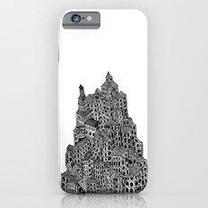 Broken Pyramid Town  iPhone 6s Slim Case