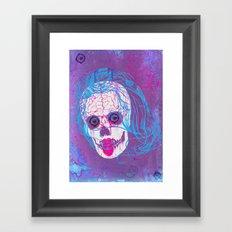 Inside Her Framed Art Print