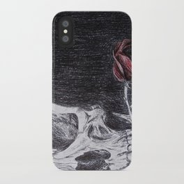 On Death and Dying iPhone Case