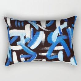 Synesthesia Art (BACH) Rectangular Pillow