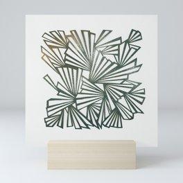 SUGAR CRYSTALS Mini Art Print