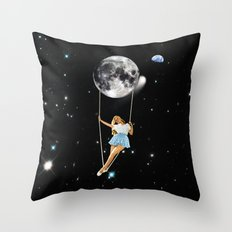 So What If It Was Done Before? Throw Pillow