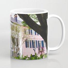 Rainbow Row in Charleston, SC Coffee Mug