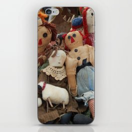 You're Such A Doll iPhone Skin