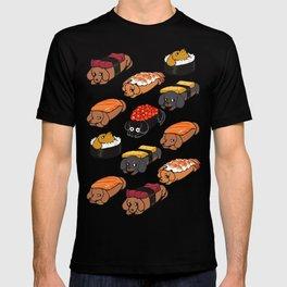 Sushi Dachshunds T-shirt