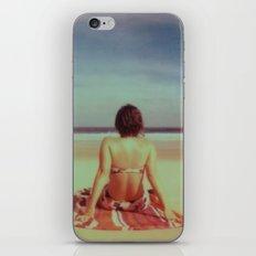 Beach Days iPhone & iPod Skin