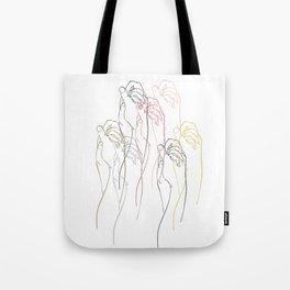 Equality = Feminism Tote Bag