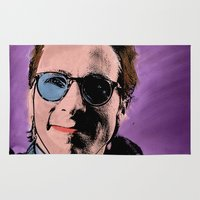 american psycho Area & Throw Rugs featuring American Psycho by sbs' things