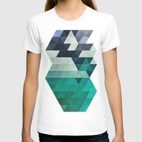 spires T-shirts featuring aqww hyx by Spires