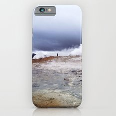 Man on the moon, Iceland Slim Case iPhone 6s