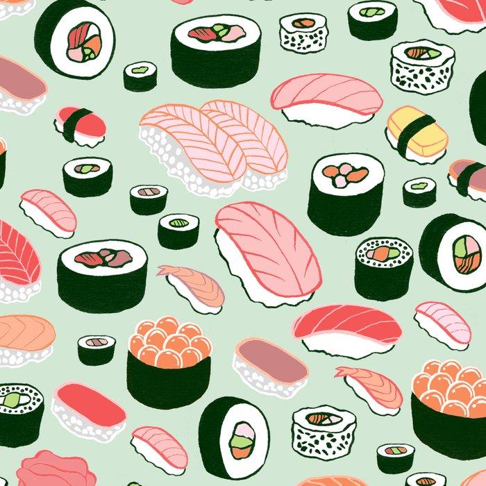 Sushi Love Leggings