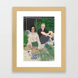 hothouse Framed Art Print