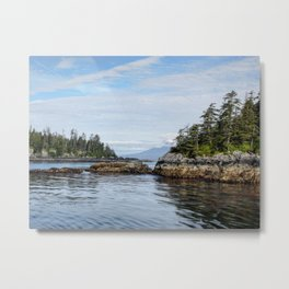 Sitka Islands Metal Print