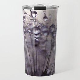 dandelion purple III Travel Mug