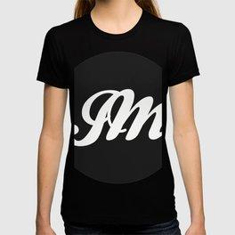 john mayer logo 2020 atin5 T-shirt