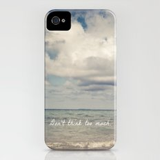 Flow With Life iPhone (4, 4s) Slim Case