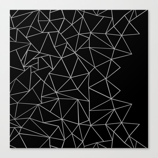 Angry Ab Canvas Print