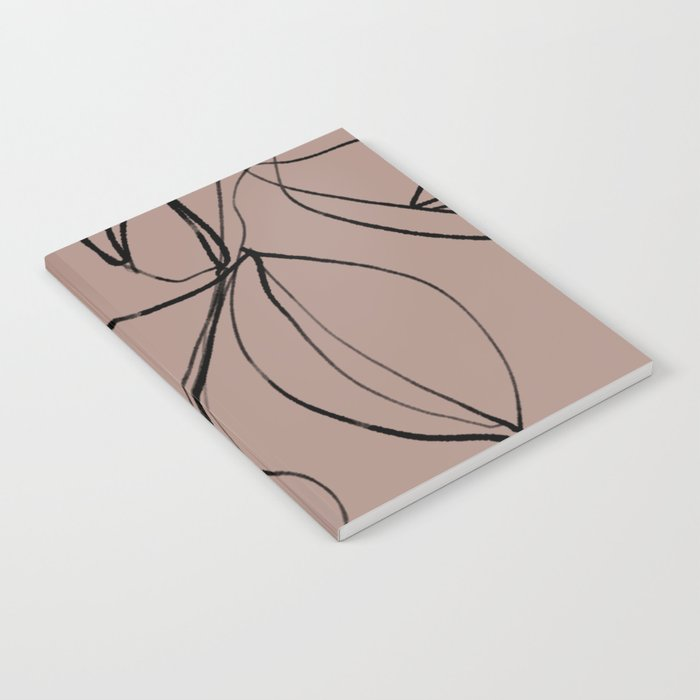 FALL LEAVES Notebook