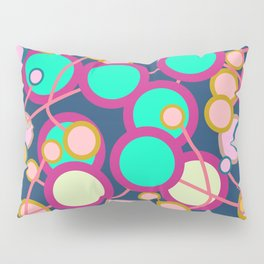 Colorful networks Pillow Sham