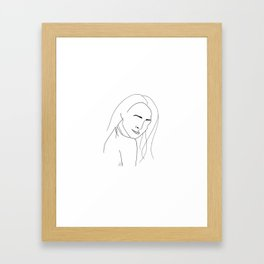 Ciao Framed Art Print
