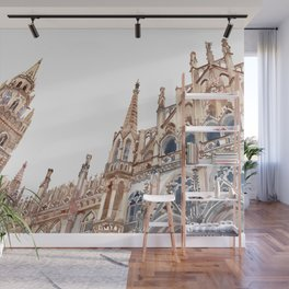 New Town Hall in Munich Wall Mural