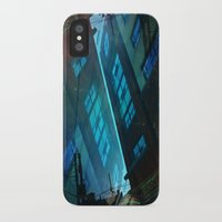 inception iPhone & iPod Cases featuring Inception. by Vanessa Furtado