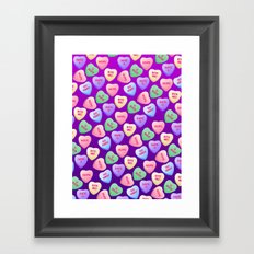 Bitter Sweets Framed Art Print