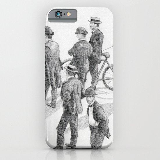 Waiting iPhone & iPod Case