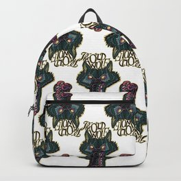 Head Old Wolf Backpack